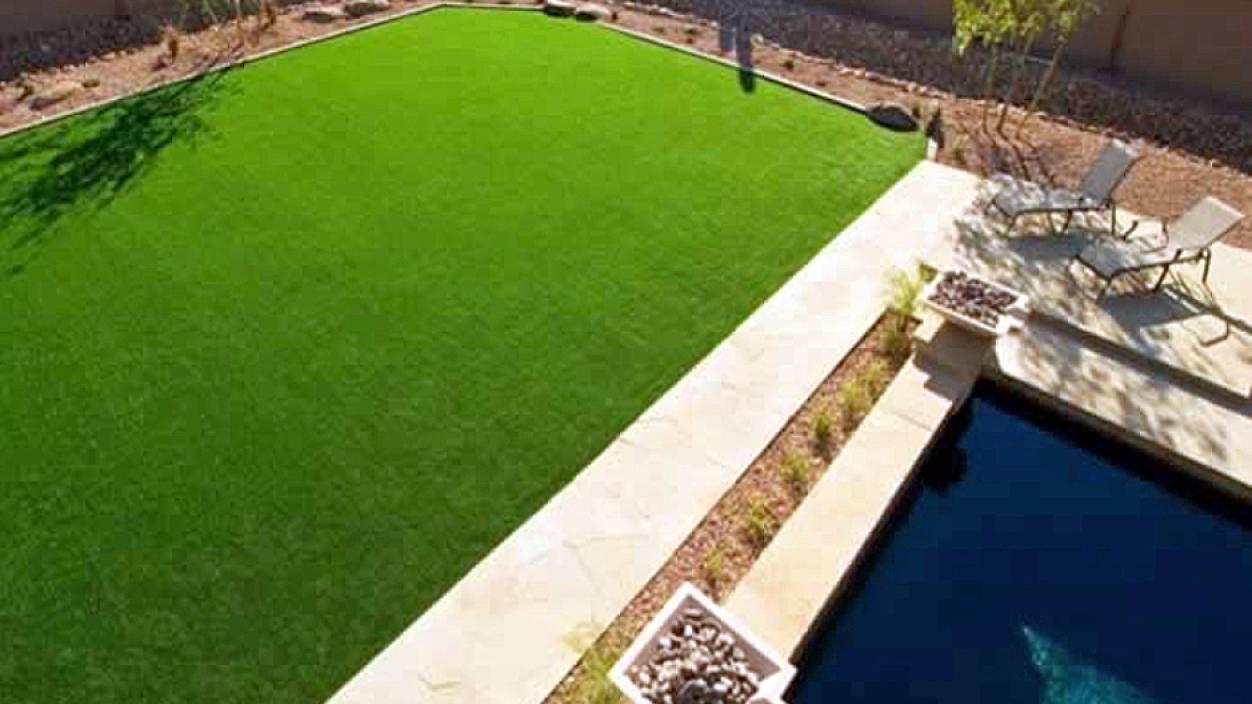 Artificial Grass Installation in Pharr, Texas