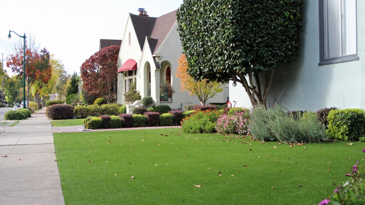 Artificial Grass Installation In Placentia, California