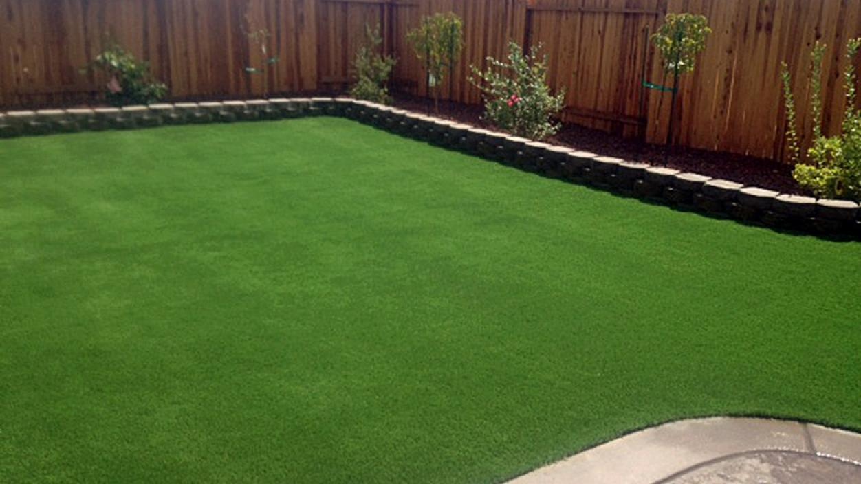 Artificial Grass Installation in Porterville, California