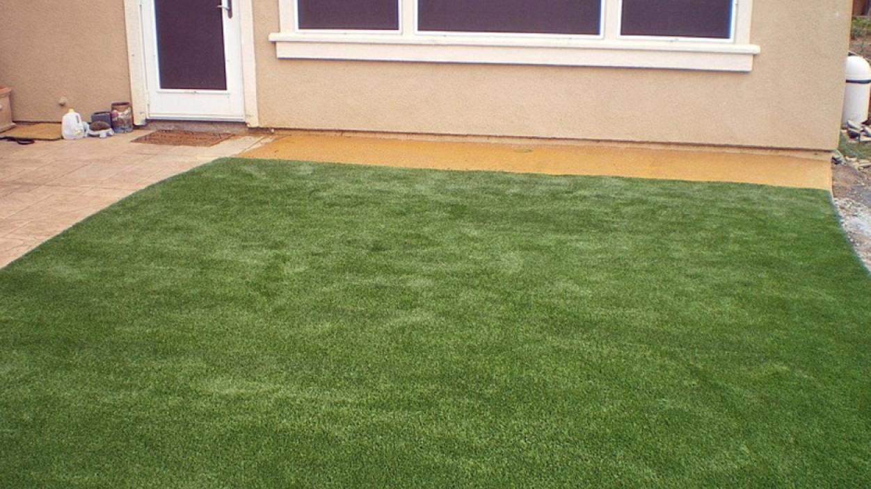 Artificial Grass Installation in Ramona, California