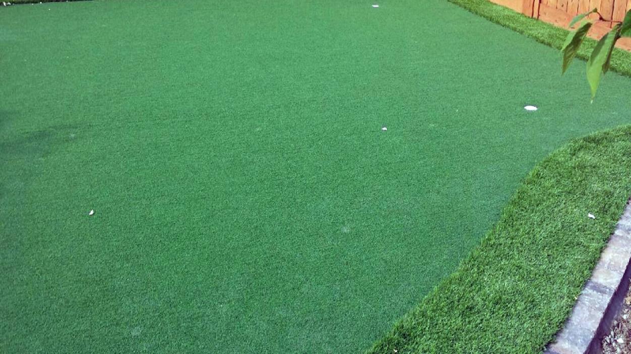 Artificial Grass Installation in Rancho Cordova, California