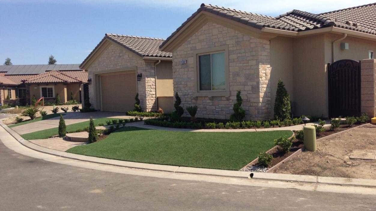 Artificial Grass Installation In Rancho Palos Verdes, California