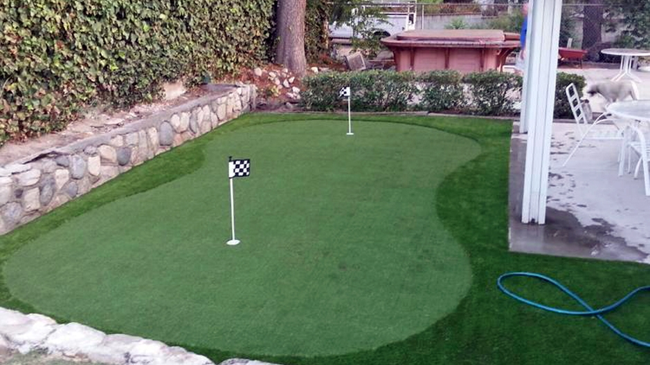Artificial Grass Installation In Rocklin, California