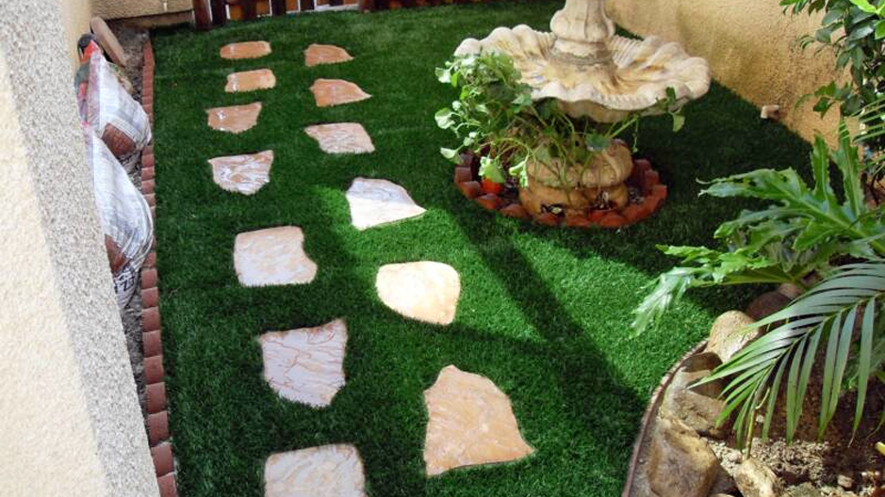 Artificial Grass Installation in Rohnert Park, California