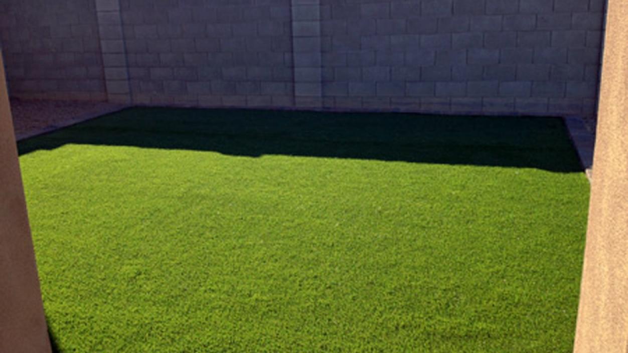 Artificial Grass Installation in Sedona, Arizona