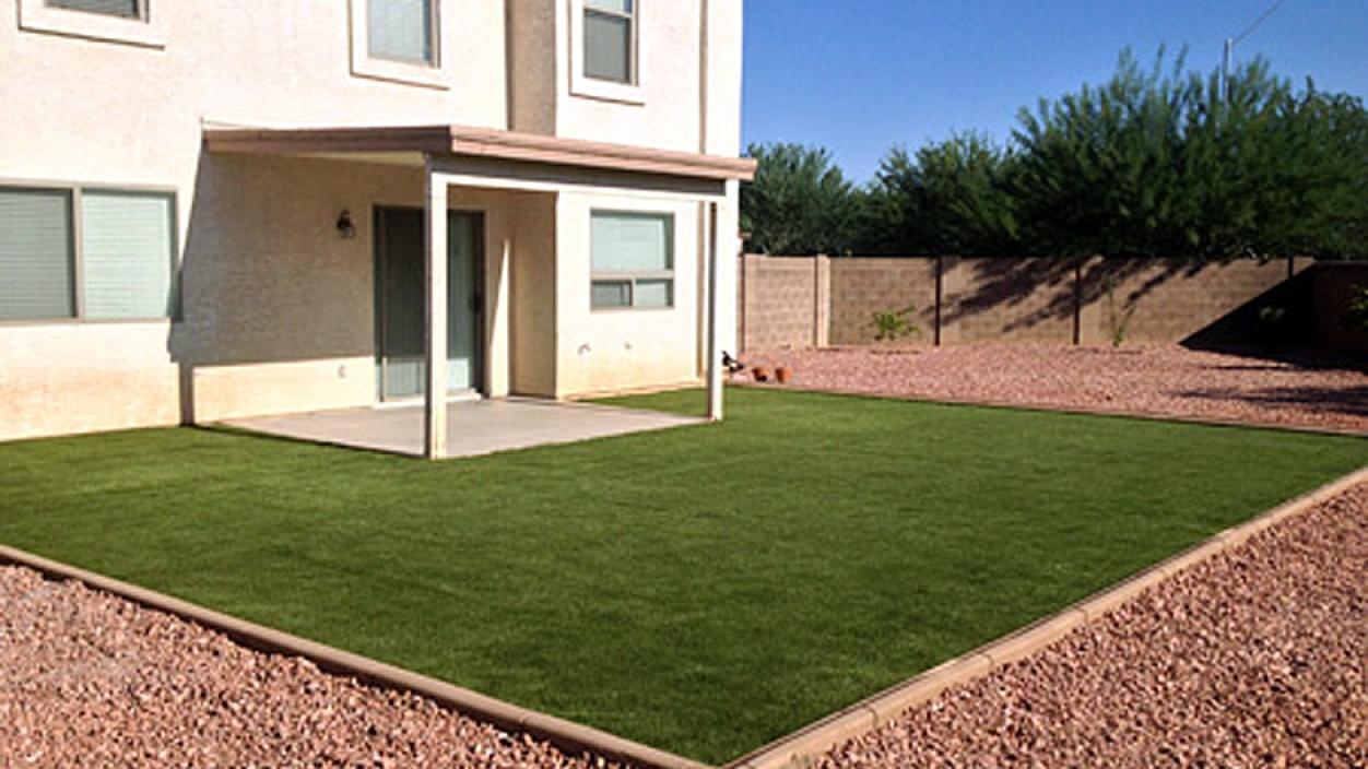 Artificial Grass Installation in Snowflake, Arizona