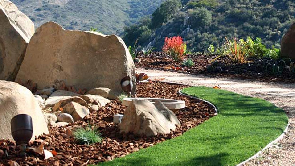 Artificial Grass Installation in South Pasadena, California