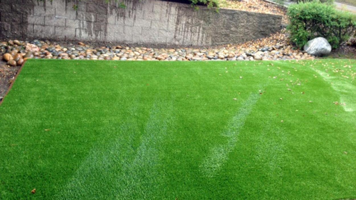 Artificial Grass Installation in Spokane, Washington