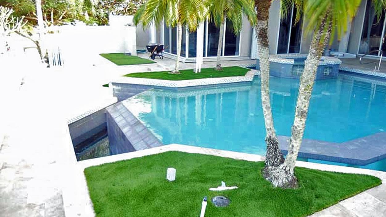 Artificial Grass Installation in Tamarac, Florida