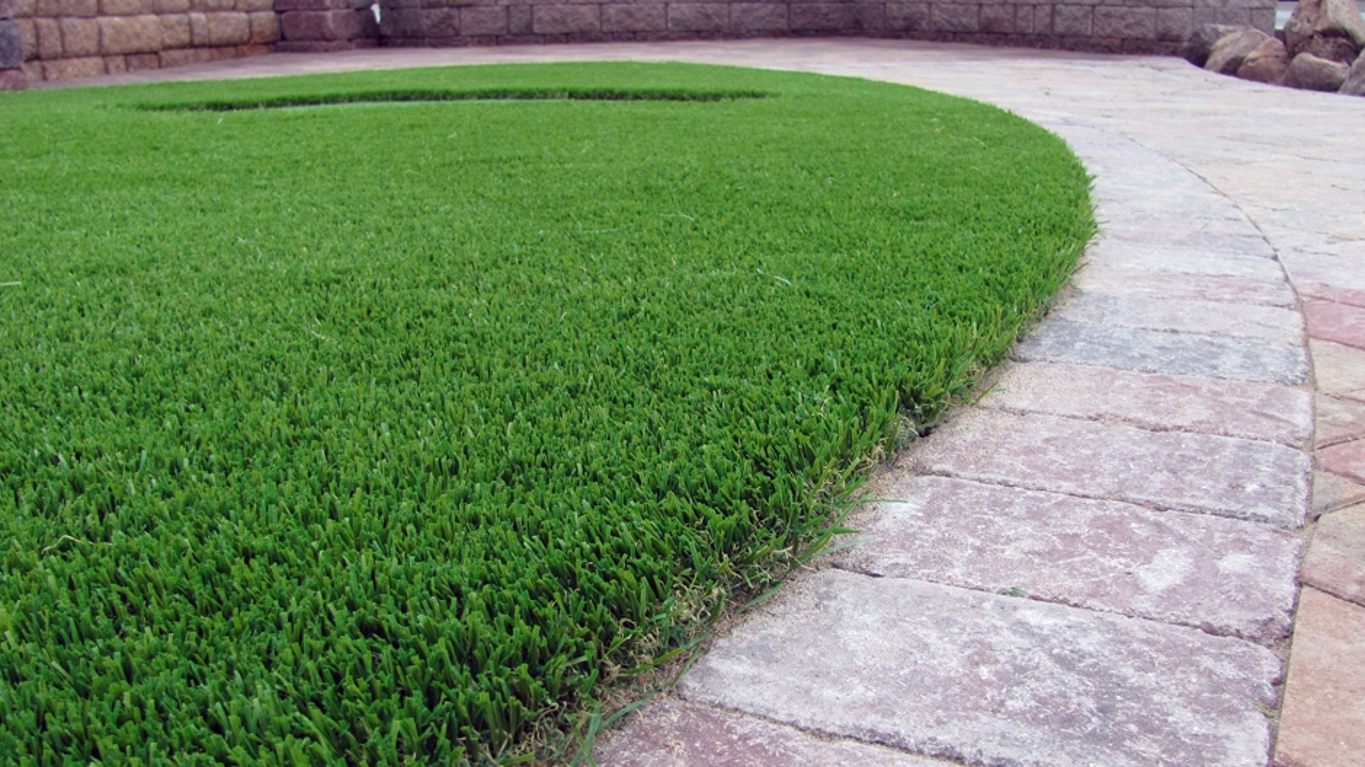 Artificial Grass Installation In Tulsa, Oklahoma