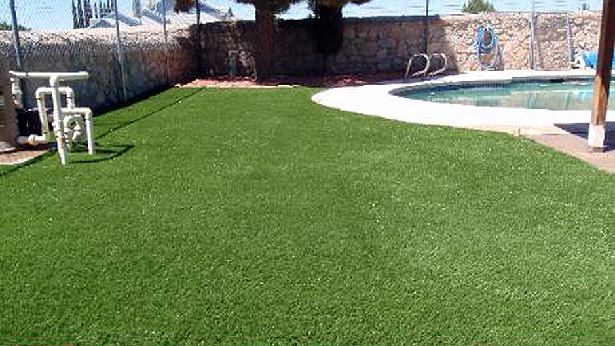 Artificial Grass Installation in Victoria, Texas