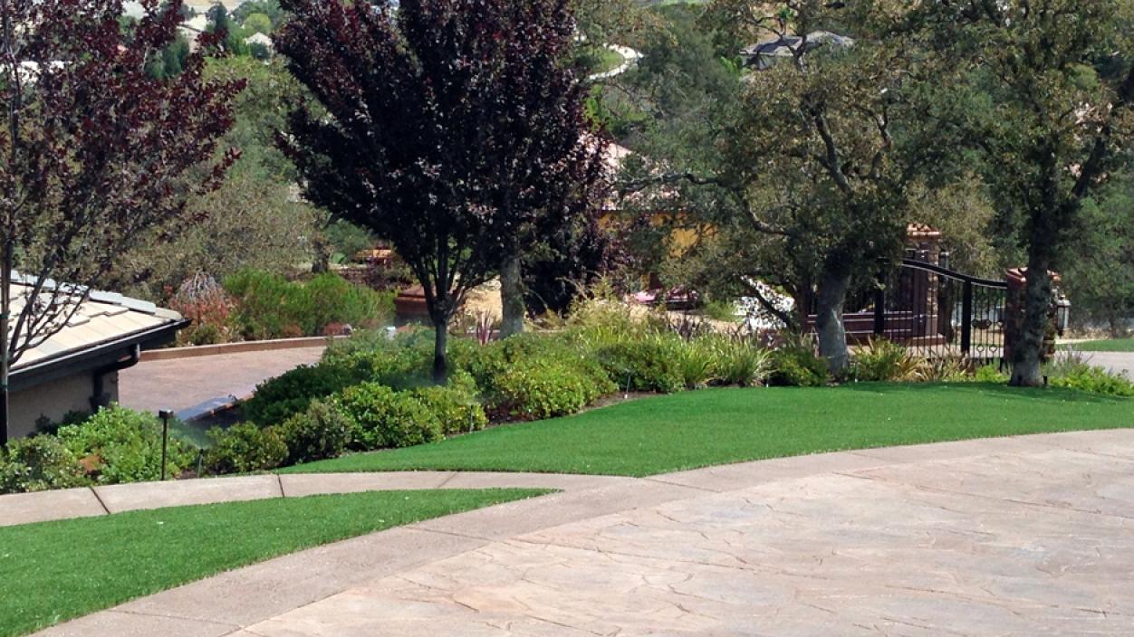 Artificial Grass Installation In Villa Park, California