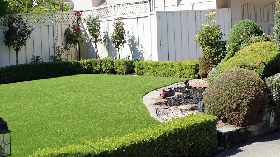 Artificial Grass Installation in West Athens, California