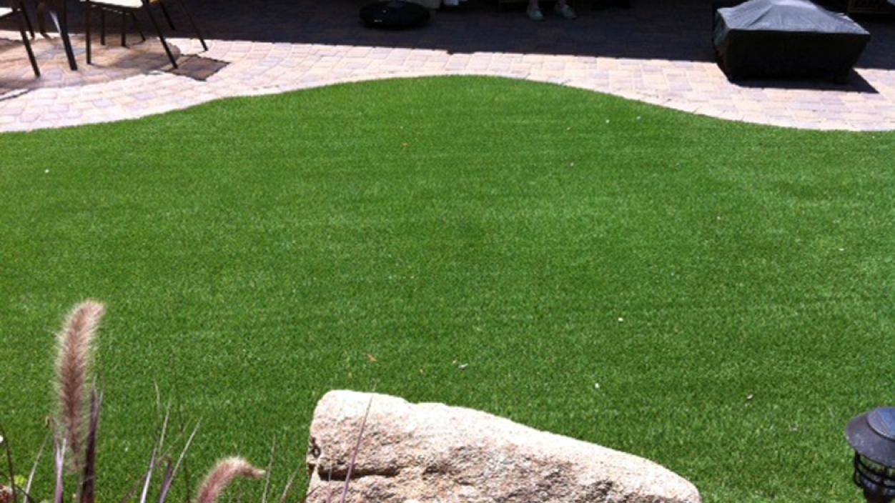 Artificial Grass Installation In Wichita, Kansas