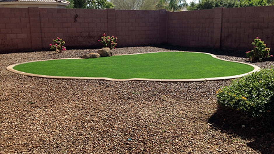 Artificial Grass Installation in Winslow, Arizona