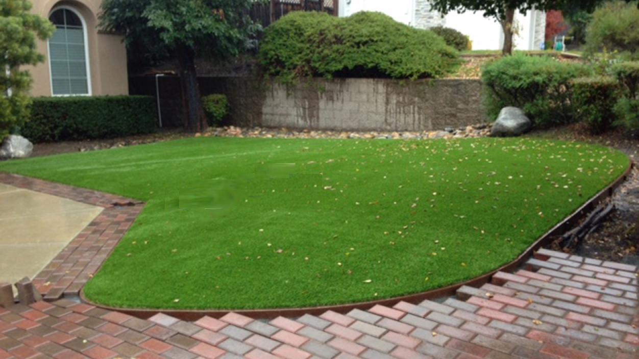 Artificial Grass Installation in Winston-Salem, North Carolina