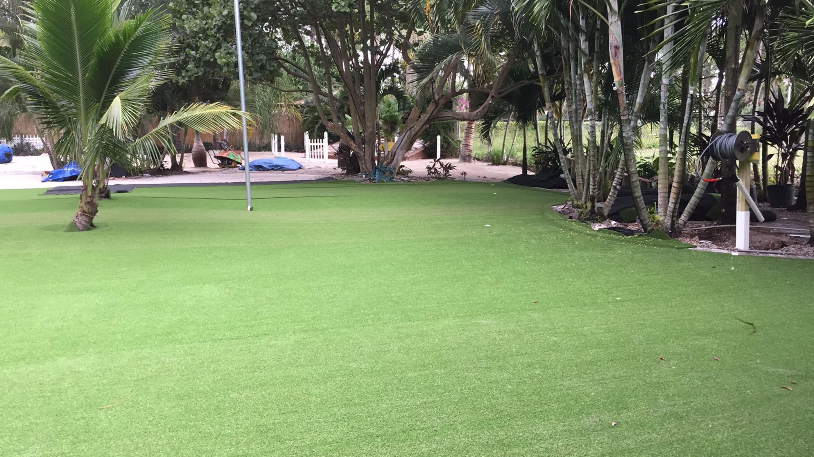 Landscape Ideas with Synthetic Grass Azusa, California