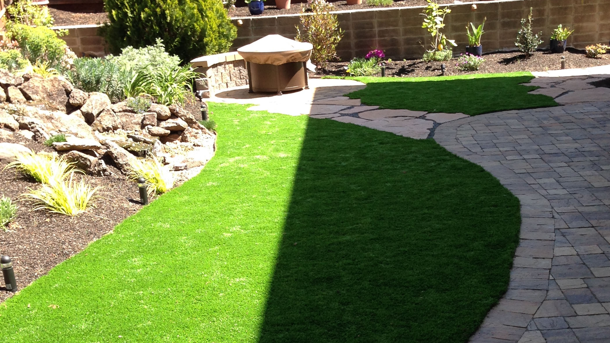 Fake Grass, Synthetic Turf Lynwood, California