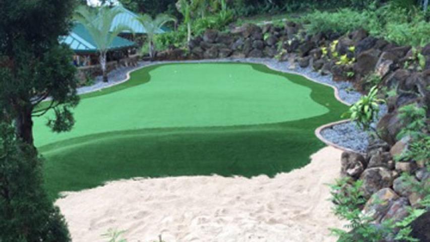 Golf Putting Greens Artificial Grass Newark, California