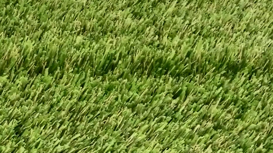 Lines on synthetic turf. Some of turf I installed showed lines, are they normal?