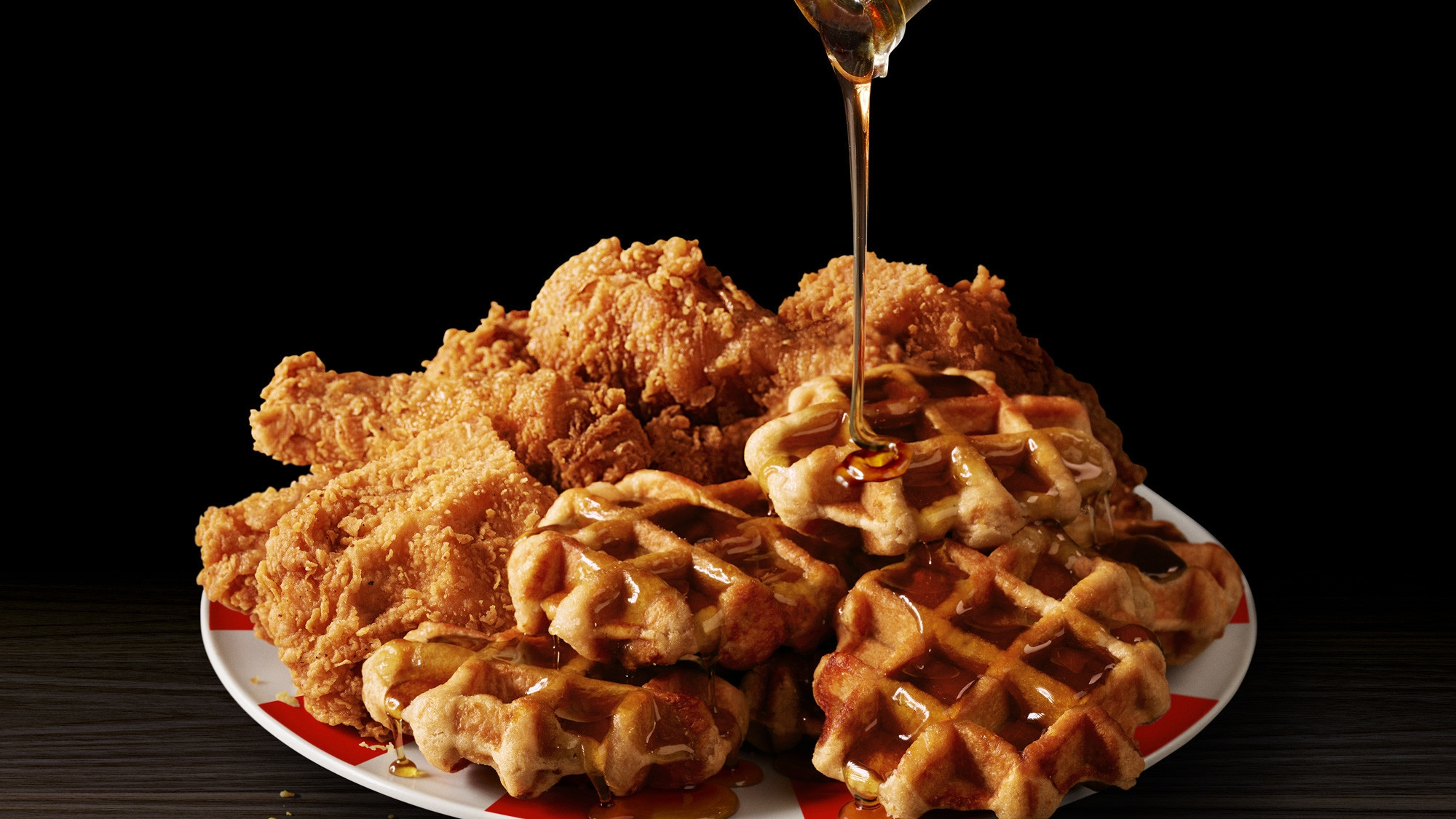 KFC is launching chicken and waffles nationwide for limited time
