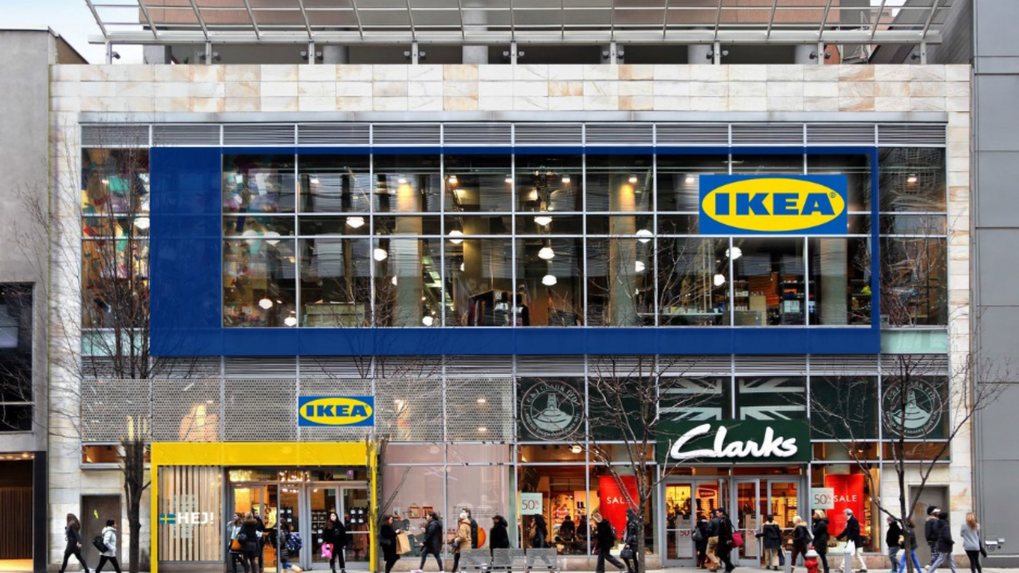 Ikea to open Manhattan location - but you wont be able to get the signature Swedish meatballs