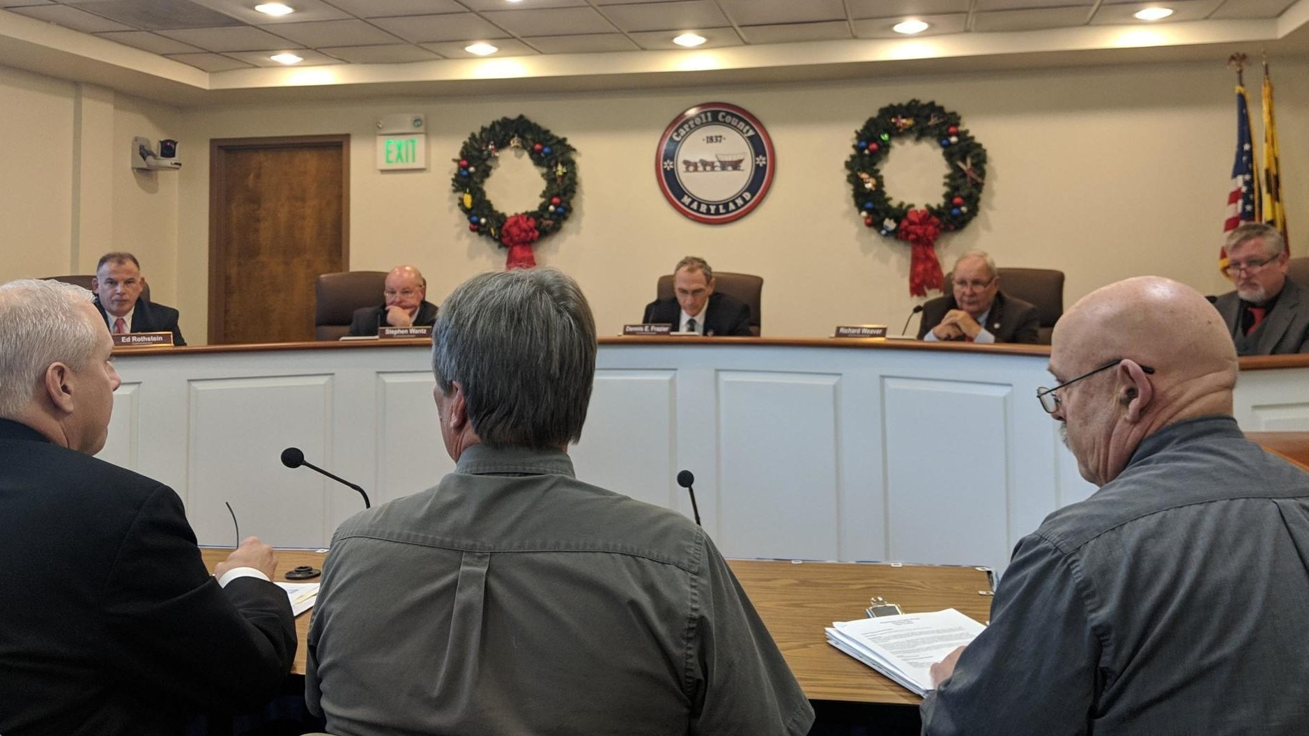 Unpaved roads to get attention from Board of Carroll County Commissioners