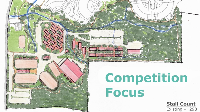 Alpharetta OKs concept plans for expanded equestrian center