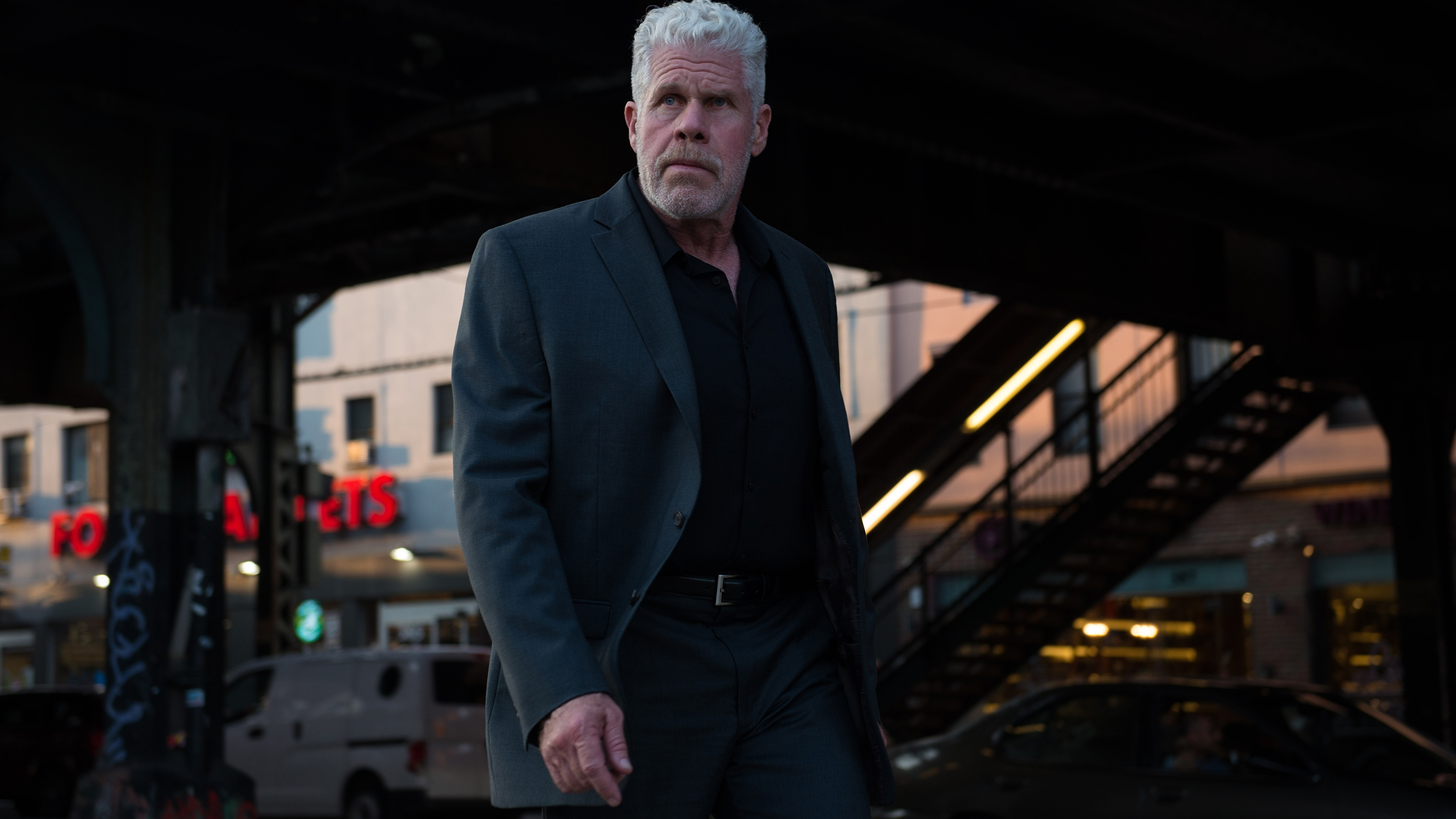 Ron Perlmans instincts were right about Asher