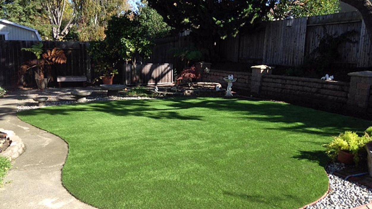 synthetic Grass Installation In Bakersfield, California