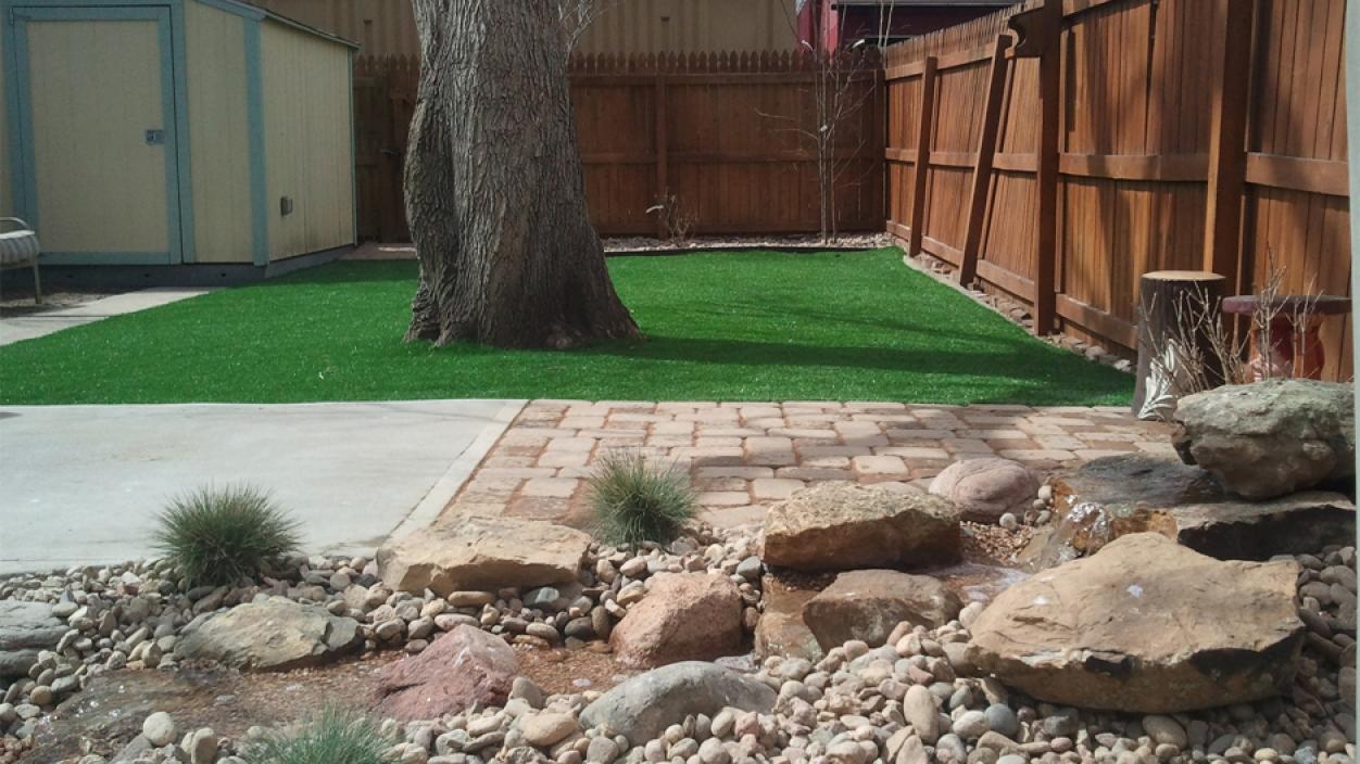 Synthetic Grass Installation In Denver, Colorado