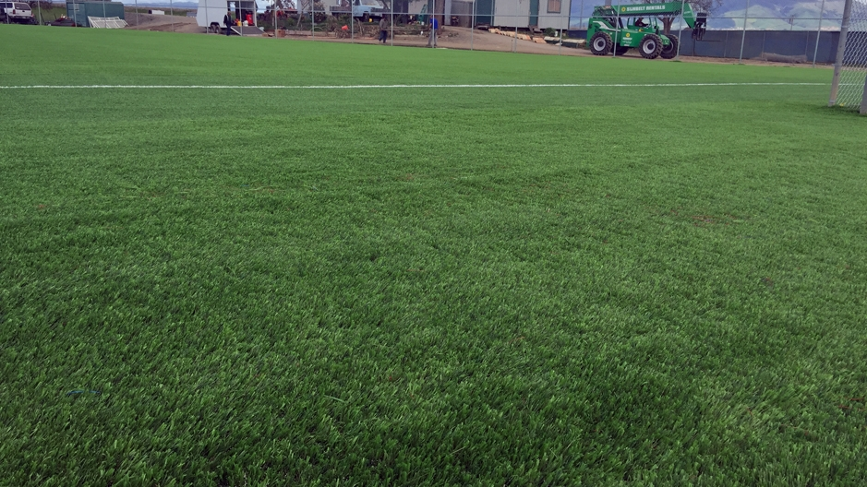 Synthetic Grass Installation In Fresno, California