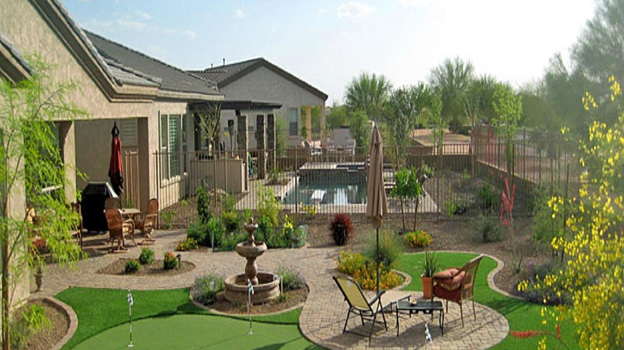 Synthetic Grass Installation In Phoenix, Arizona