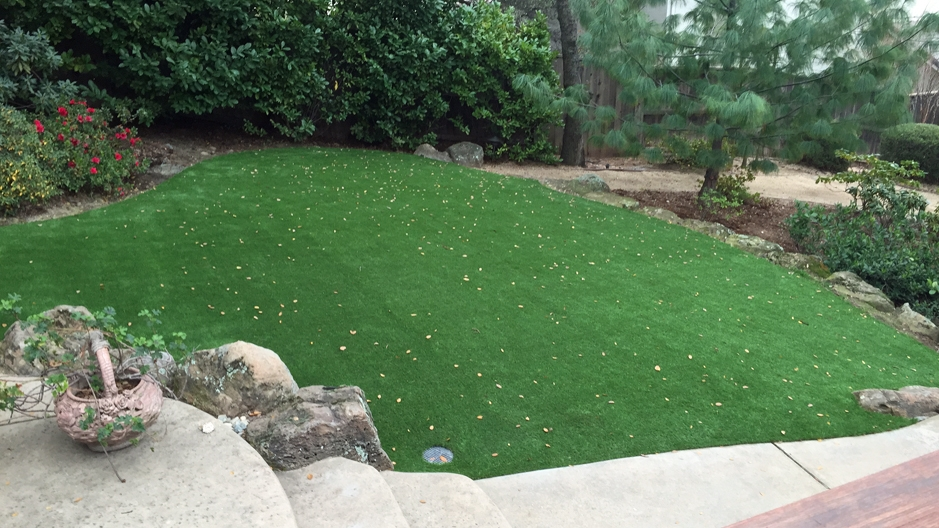 Synthetic Grass Installation In New York City, New York