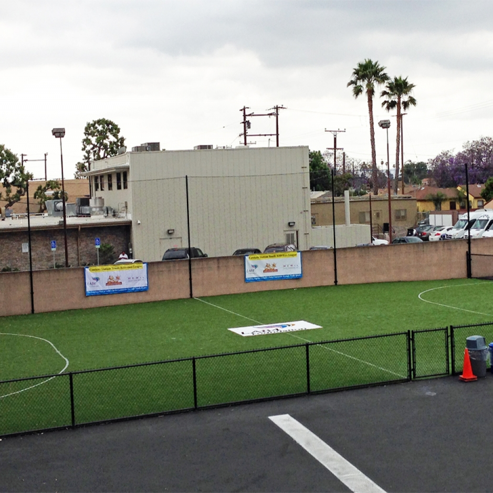 Artificial Grass Installation in Compton, California