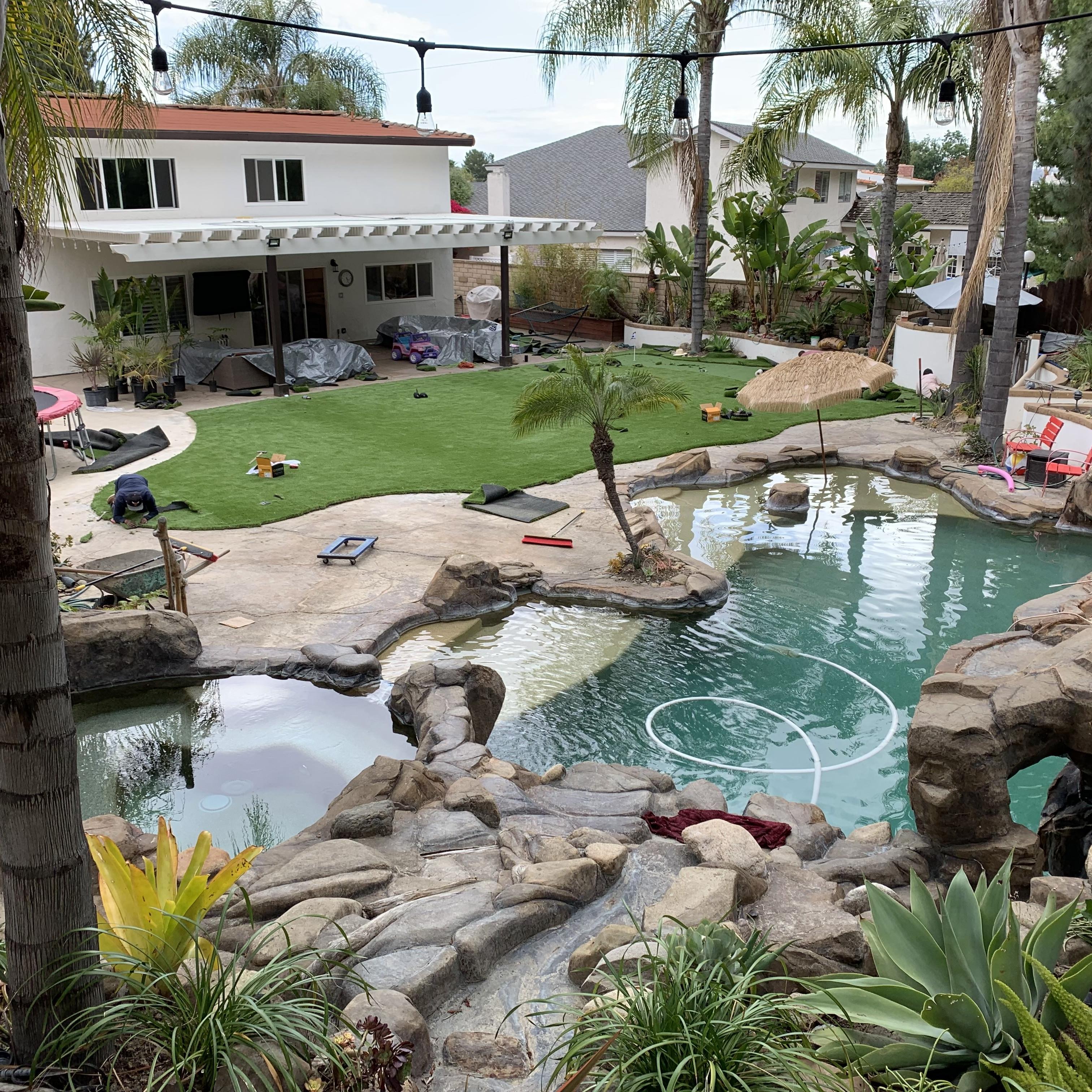 S Blade-66 backyard turf,turf backyard,fake grass for backyard,fake grass backyard,artificial grass backyard