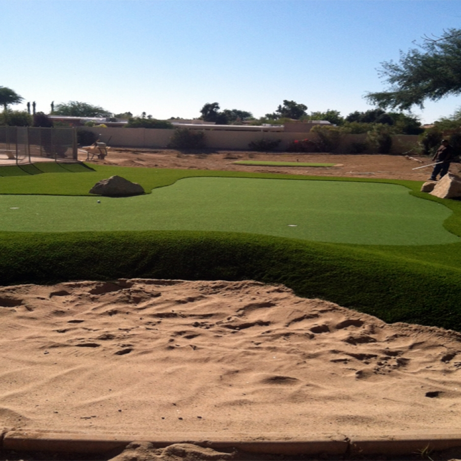 Durable Putting Greens, Synthetic Turf in Phoenix, Arizona