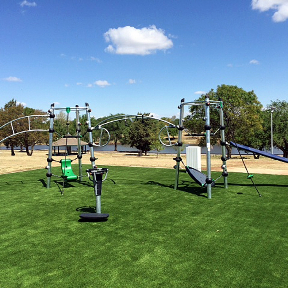 Artificial Grass Installation in Indianapolis, Indiana