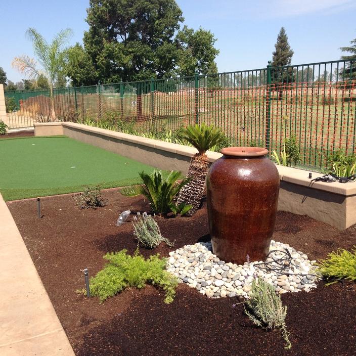 Artificial Grass Installation in Lafayette, California