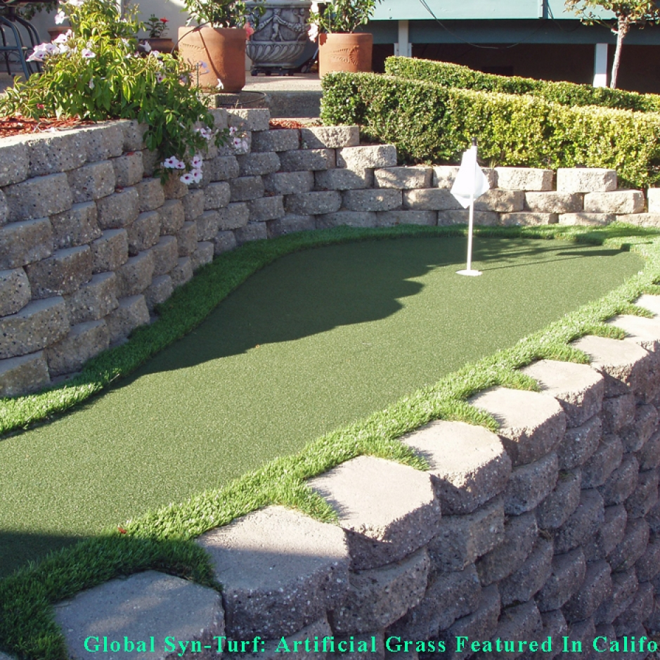 Artificial Grass Installation in Gilroy, California