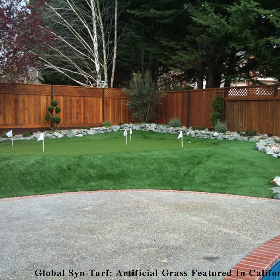 Artificial Grass Installation In Arroyo Grande, California