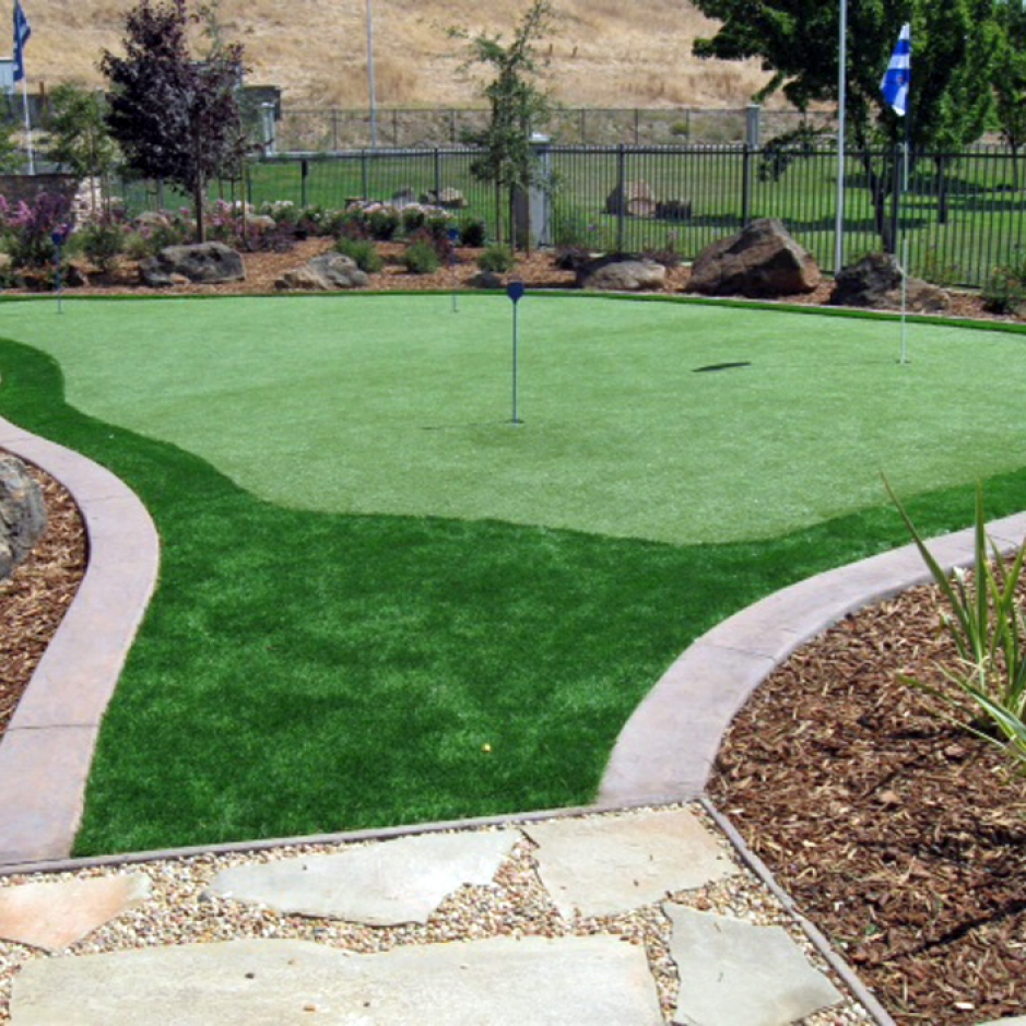 Artificial Grass Installation in Pasadena, California