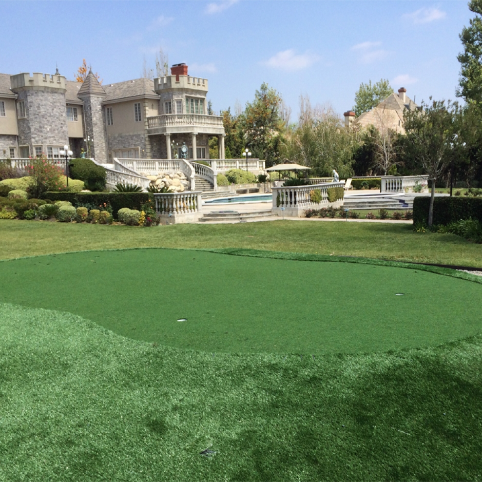 Artificial Grass Installation in Rancho Santa Fe, California