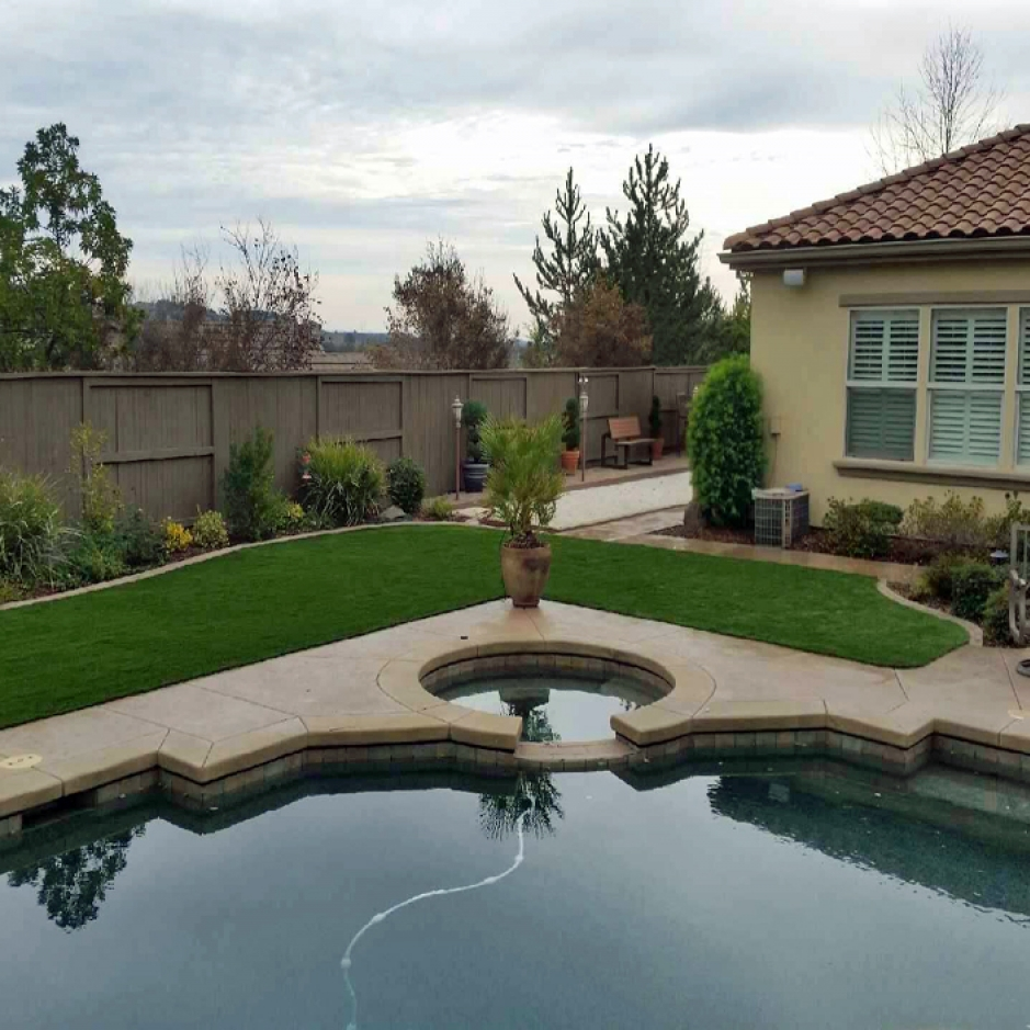 Artificial Grass Installation in Arcadia, California