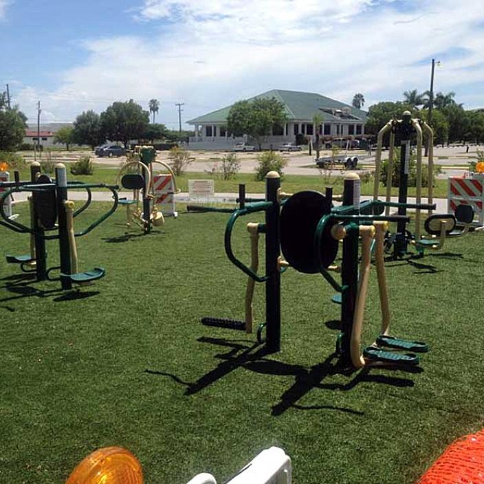 Artificial Grass Installation in Daytona, Florida