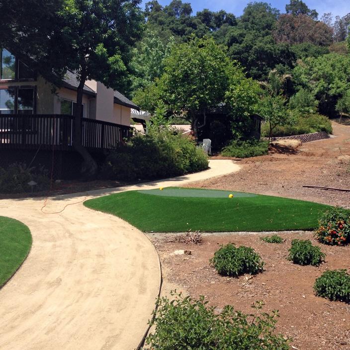 Artificial Grass Installation in East Hemet, California