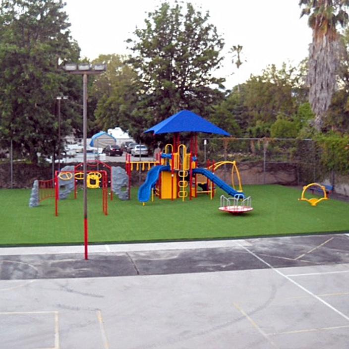 Artificial Grass Installation In Encino, California