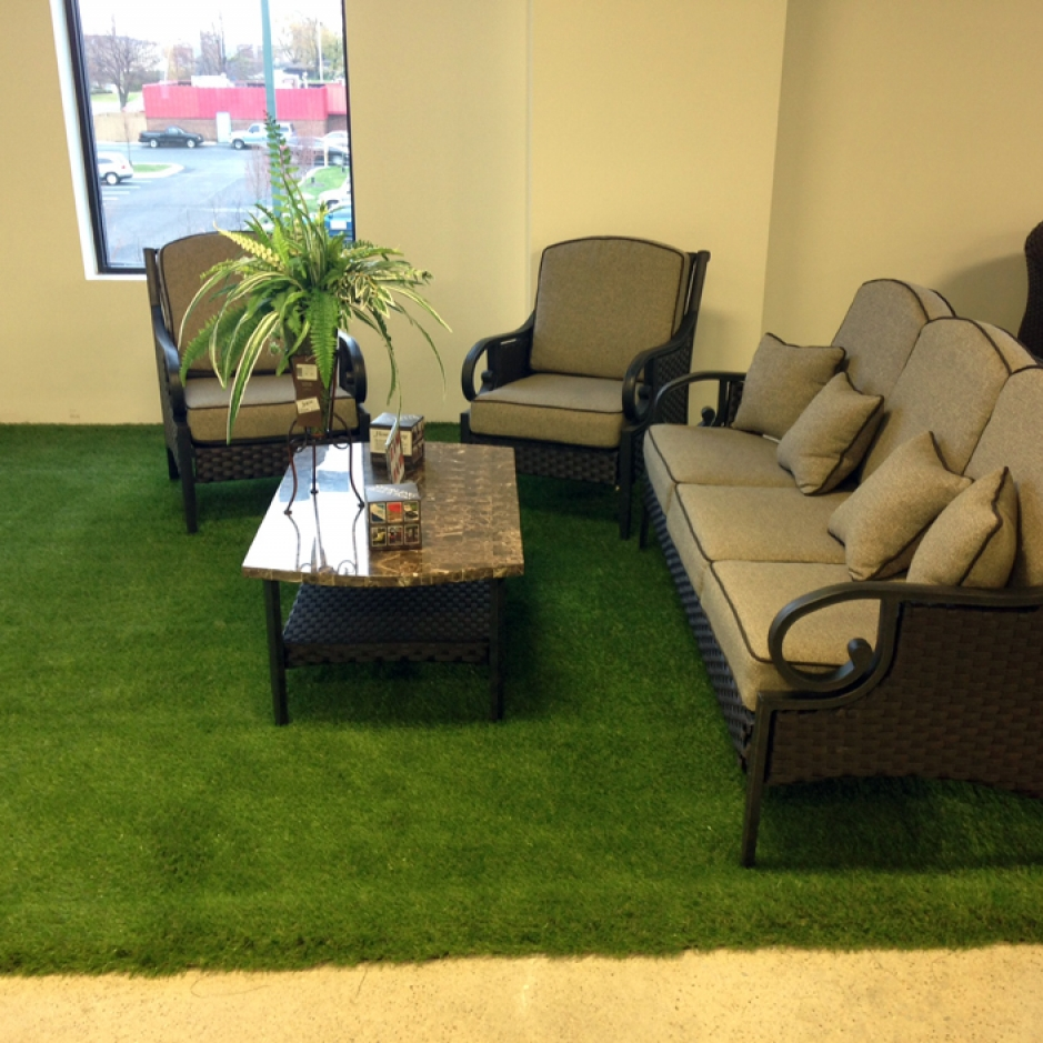 Artificial Grass Installation in Fort Wayne, Indiana