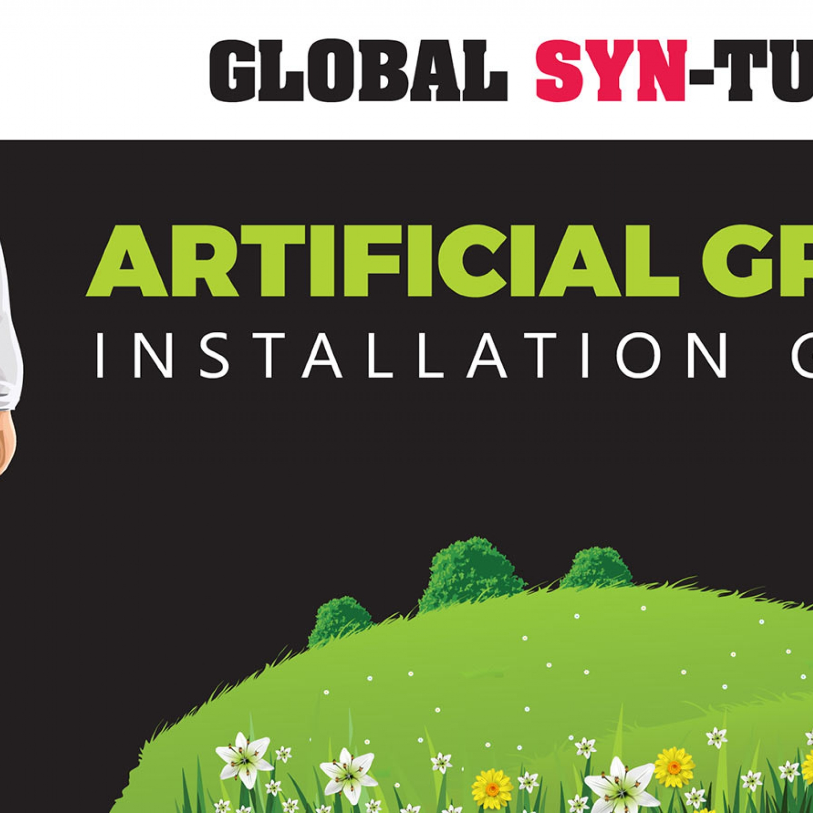 How To Install Artificial Gr Do It Yourself Easy Installation