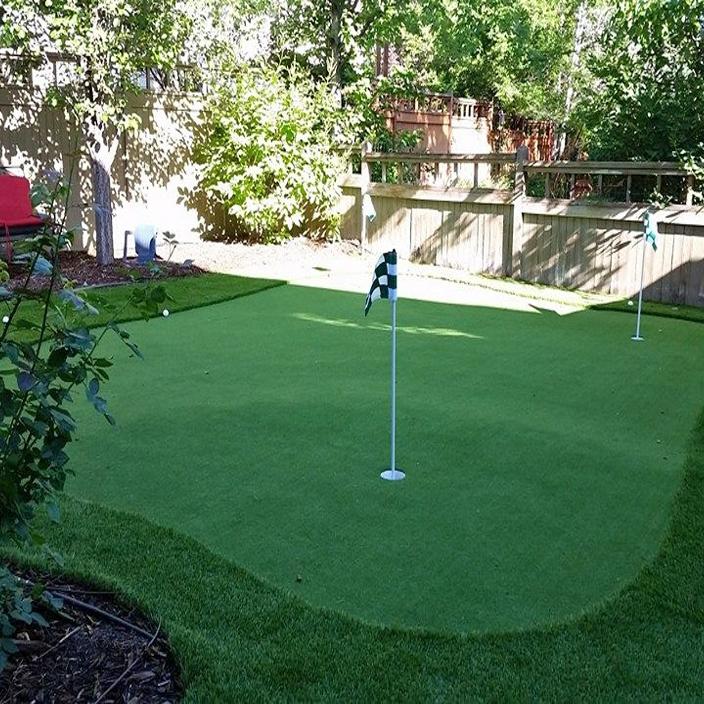 Artificial Grass Installation in Highland Park, Texas